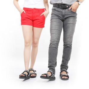 SANDAL COUPLE 4586 ĐEN