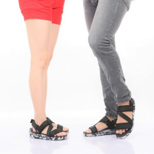 SANDAL COUPLE 4589 ĐEN